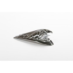 Eagle Head front fender ornaments without light