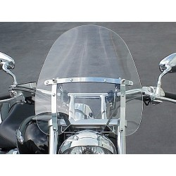 Universal  windshield for  YAMAHA XV125/250/535 VIRAGO