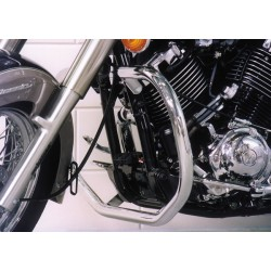 CRASHBAR HONDA VT750 black widow DC 38mm